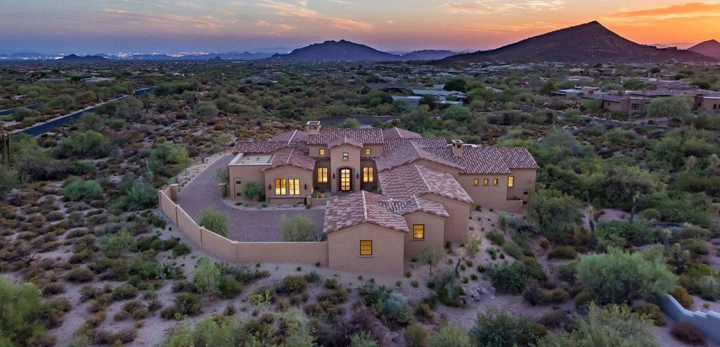 Desert Mountain Golf Home