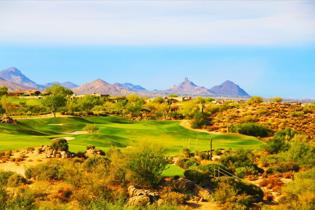 Desert Mountain Real Estate Scottsdale AZ