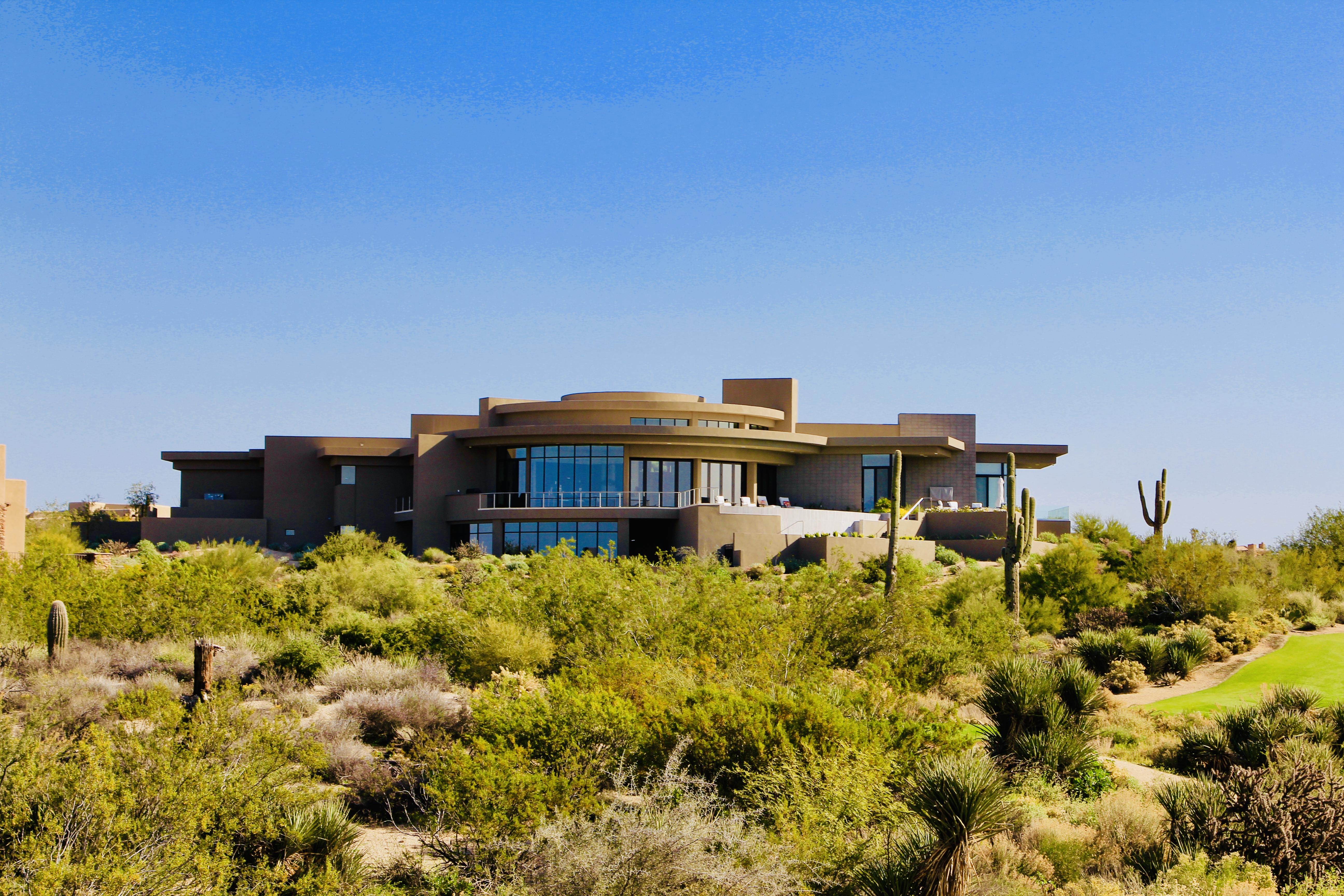 Troon North Golf Homes Scottsdale Arizona