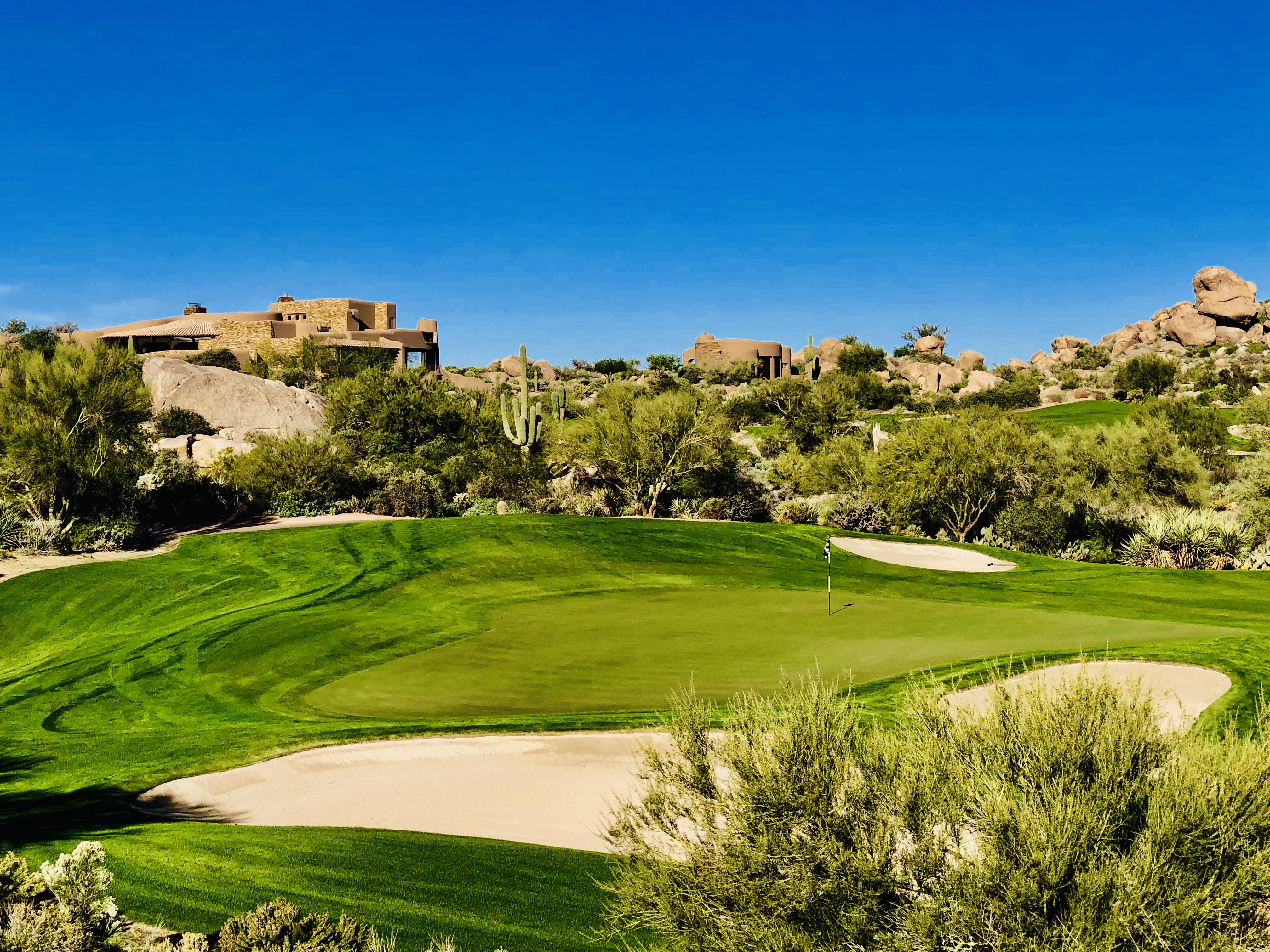 North Scottsdale Golf Homes from 1M to 2M - Scottsdale AZ