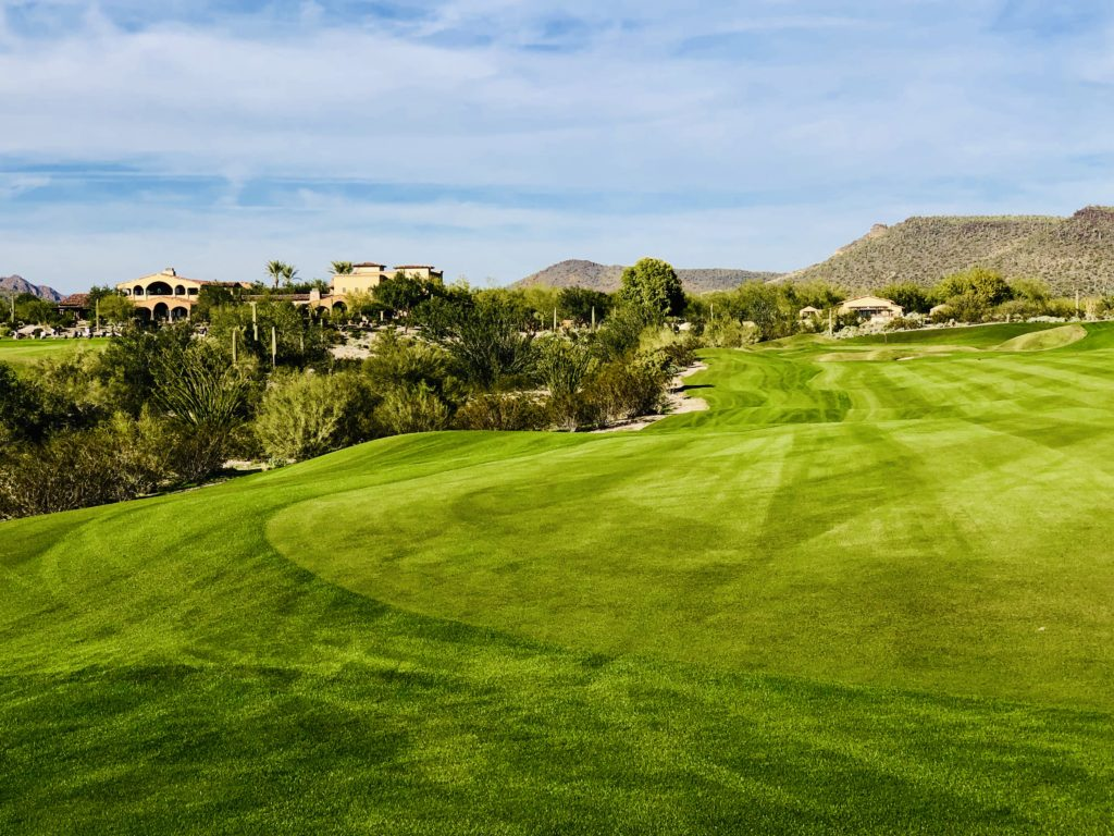 Blackstone Homes for Sale in Peoria AZ - Golf Homes and Close to Lake Pleasant