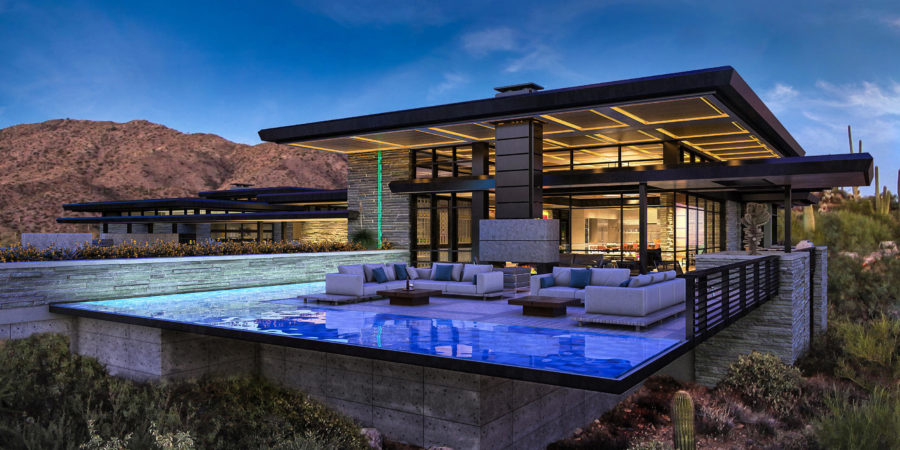 All Luxury Homes in North Scottsdale and Paradise Valley above 4.5M